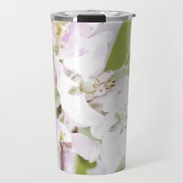 Apple Tree Blossoms Travel Mug