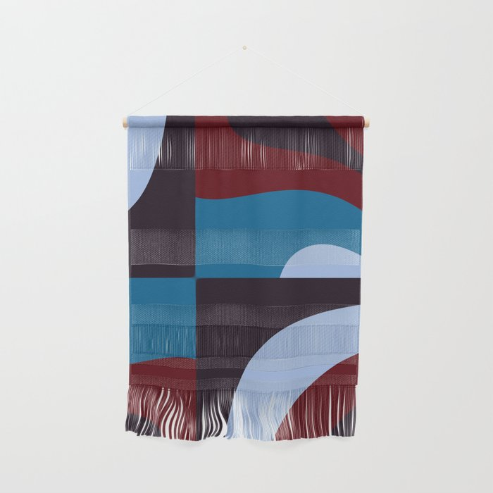 Abstract 2020 002 Wall Hanging