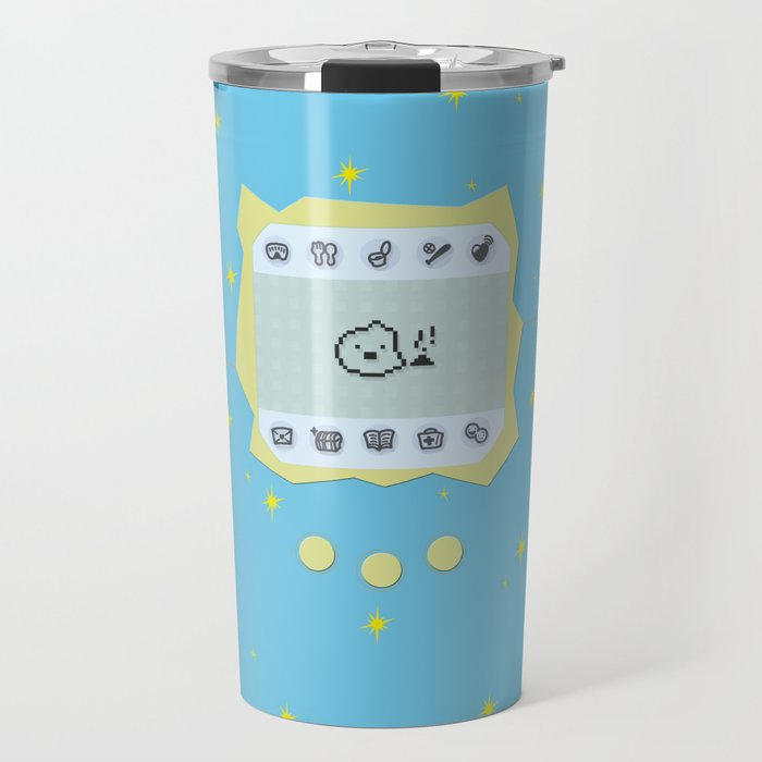 Tamago phone - 02 Travel Mug