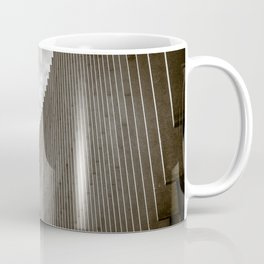 Texturized Brutalism Coffee Mug