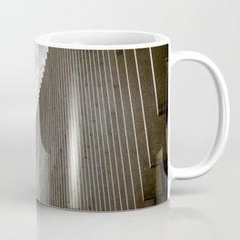 Texturized Brutalism Coffee Mug