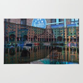 Liverpool Dock Rug