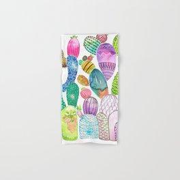 Cactus King Hand & Bath Towel
