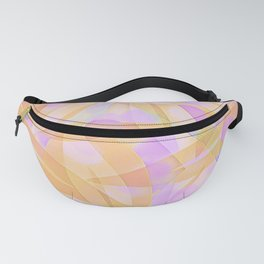 A Spring Abstract Fanny Pack
