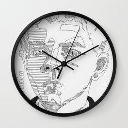 David Zellaby / Midwich Cuckoo Wall Clock