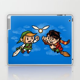 A Link to the Snitch Laptop & iPad Skin
