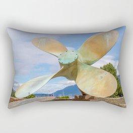 Propeller Fountain Rectangular Pillow