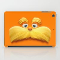 lannister iPad Cases featuring THE LORAX by Inara