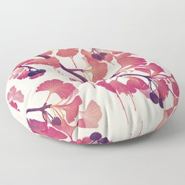 O Ginkgo Floor Pillow