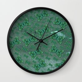 Heaven and Ocean and some clouds Involved. Wall Clock