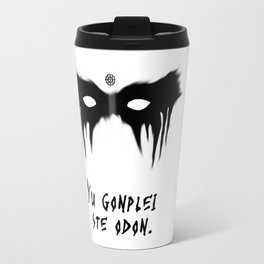 Your Fight Is Over (Trigedasleng) Travel Mug