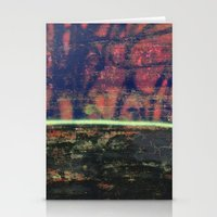 returns Stationery Cards featuring Diminishing Returns by Erick Sandlin