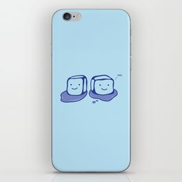 Ice Ice Baby iPhone Skin
