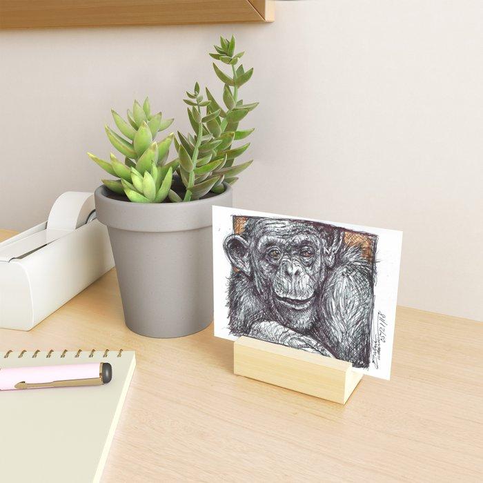 Bonobo Mini Art Print