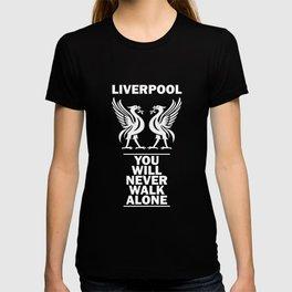 Slogan Liverpool T-shirt