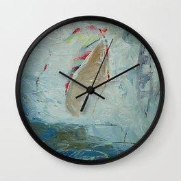 Vessel 28 Wall Clock