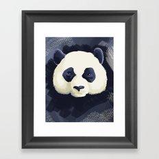 Panda Go Panda Framed Art Print