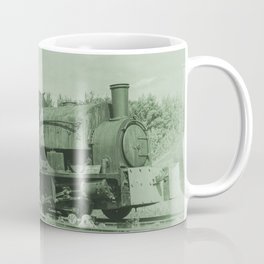 Rusting Tanks Coffee Mug