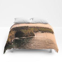 Cliffs Of Moher Comforters