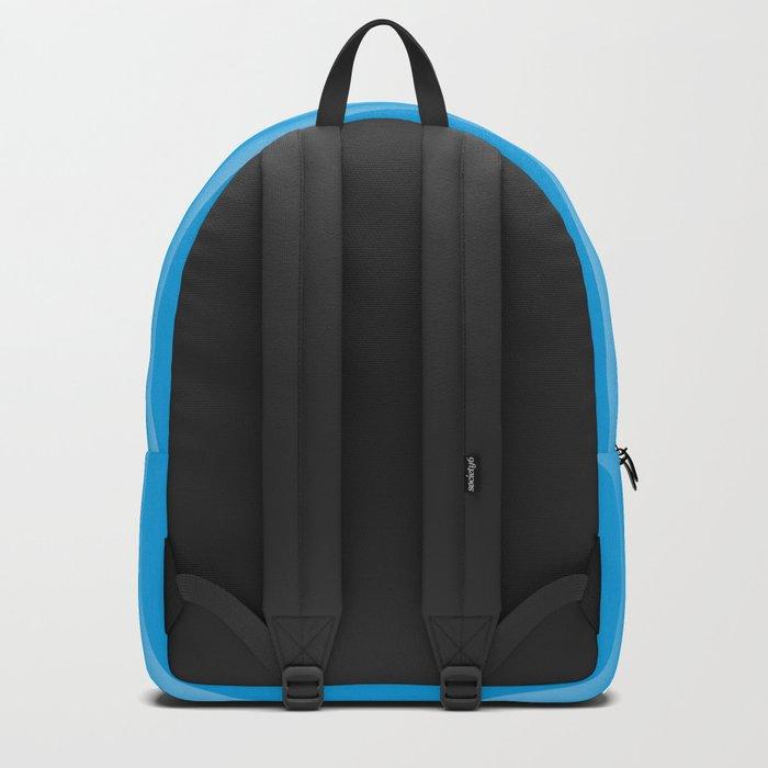 Yin Yang Fish Cartoon Backpack