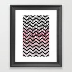 Blendeds V C-Glitterest Framed Art Print