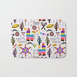 Fiesta Mexicana Bath Mat