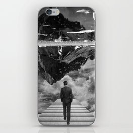 Black & White Collection -- Wandering iPhone Skin