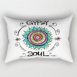 Gypsy Soul Rectangular Pillow
