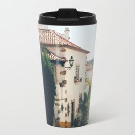 Obidos, Portugal (RR 179) Analog 6x6 odak Ektar 100 Travel Mug