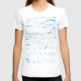 safe the ocean T-shirt