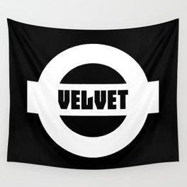 Velvet Wall Tapestry
