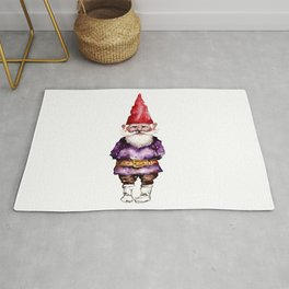 Alfred the Gnome Rug