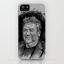 LUC BESSON iPhone Case