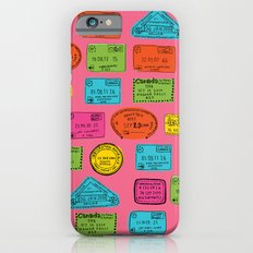 Bon Voyage iPhone 6s Slim Case
