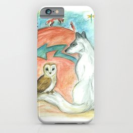 Dreamkeepers iPhone Case
