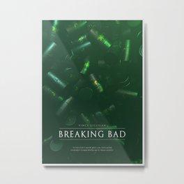 Movie Poster BREA Metal Print