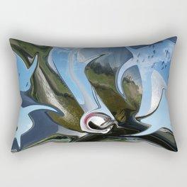 chromium 24 Rectangular Pillow