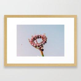 Mordialloc Fair Framed Art Print