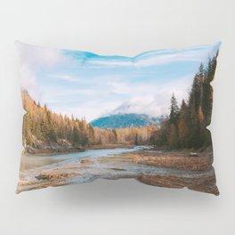 Autumn at Bird Creek Pillow Sham