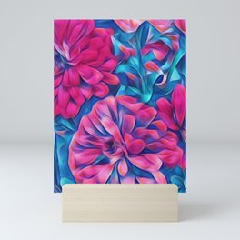 Color Shock Mini Art Print