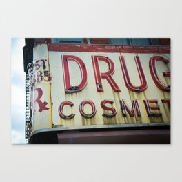 Drugs Canvas Print