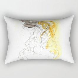 sketch II Rectangular Pillow