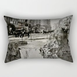 Edge of Everything Rectangular Pillow