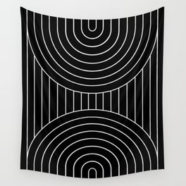 Arch Symmetry VII Wall Tapestry