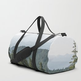 Lookout Ridge - Mountain Nature Photography Duffle Bag