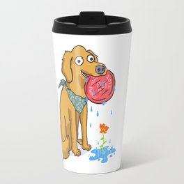 Dog Days Travel Mug