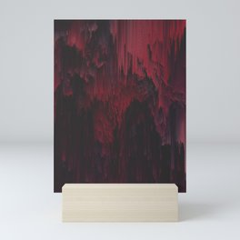 Sangre Mini Art Print