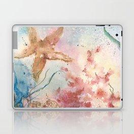 Jolie Etoile de Mer Laptop & iPad Skin