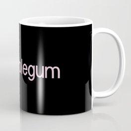 Ice Cream Flavors: Bubblegum Coffee Mug