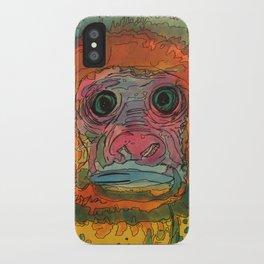 monki iPhone Case